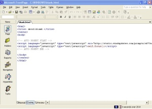 7. JS/TrojanDownloader.Pegel trójai