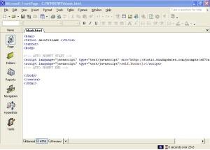 1. HTML/ScrInject trójai