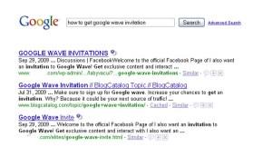 Google mérgezés