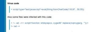 9. JS/TrojanDownloader.Iframe.NKE trójai