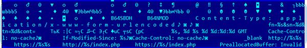 B64SBDH kódrészlet