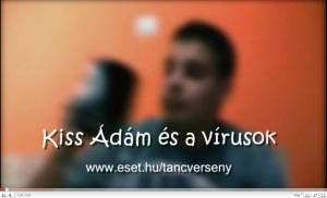 Kiss Ádám és a vírusok