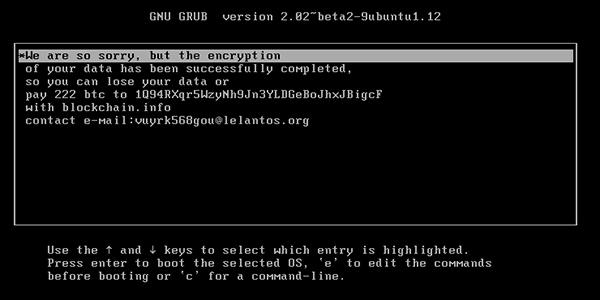 Linuxot támadja a KillDisk új variánsa