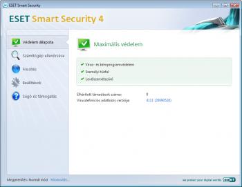 ESET Smart Security integrált védelem